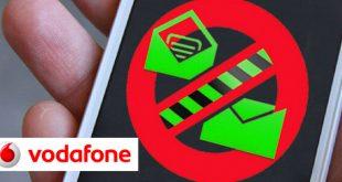 Disattivare abbonamenti SMS da 3 o 5 euro per sempre (Vodafone)