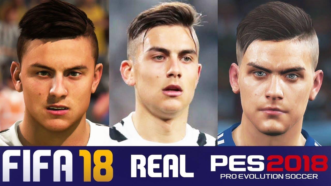 PES 2018 vs FIFA 18: quale acquistare? differenze e caratteristiche