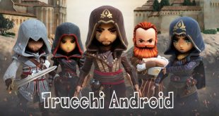 Trucchi Assassin's Creed Rebellion: Soldi infiniti - Acquisti illimitati