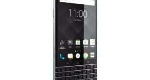"BlackBerry KEYone Smartphone 4G 32GB, Display Multi-touch 4.5"" - 1620 x 1080 pixels - Flat IPS - 3:2, Tastiera Qwerty, Nero [Italia]"