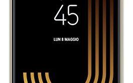Samsung Galaxy J7 2017 Smartphone da 16 GB, Dual Sim, Oro