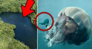 5 laghi più strani e letali del pianeta