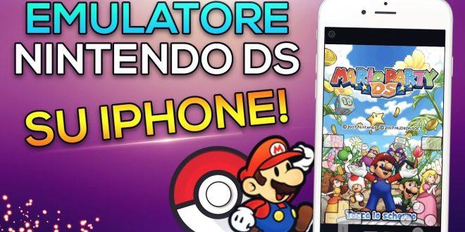 Emulatore NINTENDO DS su iPhone & iPad GRATIS! (iOS 11) - Ecco come INSTALLARLO
