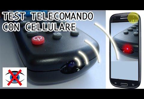 incredibile cosa è possibile fare anche con il cellulare, GUARDATE!