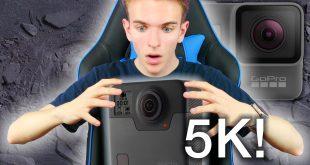 La NUOVA GoPro 5K 360 È QUI