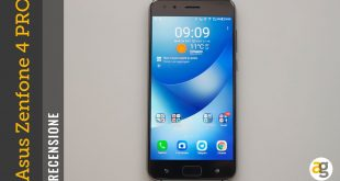 RECENSIONE Asus Zenfone 4 Pro