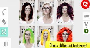 App Taglio Capelli: colore, acconciatura, Uomo e Donna.