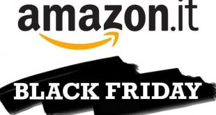 Black Friday Amazon sconti e offerte su tutto il catalogo