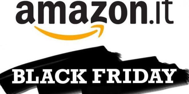 Black Friday Amazon sconti e offerte su tutto il catalogo