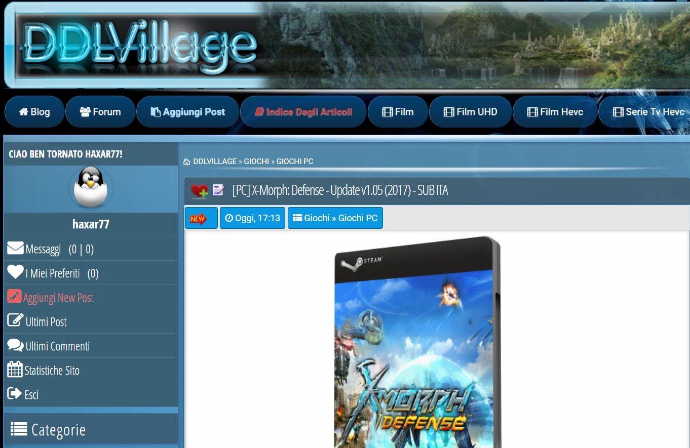 Scaricare Giochi per PC gratis completi in italiano 3