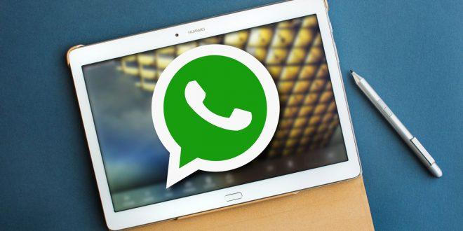 Usare WhatsApp anche su Tablet senza SIM