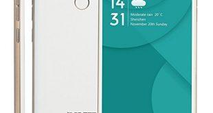 "Doogee Mobile F7 Dual SIM 32GB White smartphone - smartphones (14 cm (5.5""), 1920 x 1080 pixels, Flat, MediaTek, Helio X20, 3 GB)"