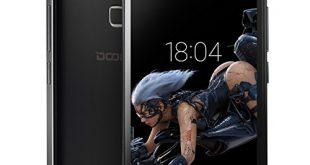 DOOGEE X5 Max Pro - Dual SIM Smartphone Android 6.0, 4G, 16GB ROM 2GB RAM, Nero