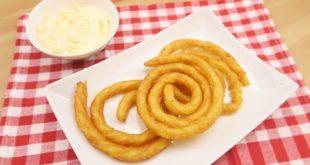 Spirali di patate: così non le avete mai provate!