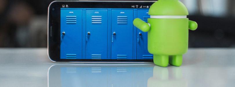 Nascondere foto su android senza app
