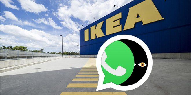 Truffa WhatsApp: attenzione ai falsi buoni sconto Ikea