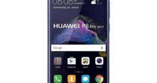 Huawei P8 Lite 2017 Smartphone, Marchio Tim, 16 GB, Blu