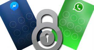 App per bloccare e proteggere WhatsApp e Messenger