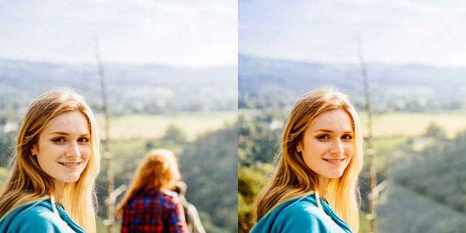 App per eliminare persone dalle foto gratis