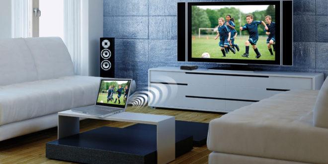 Collegare PC a TV senza fili miracast, intel Widi, schermo wireless