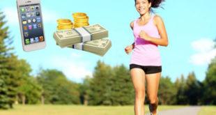 L'app che ti paga per camminare: Più ti muovi, più guadagni
