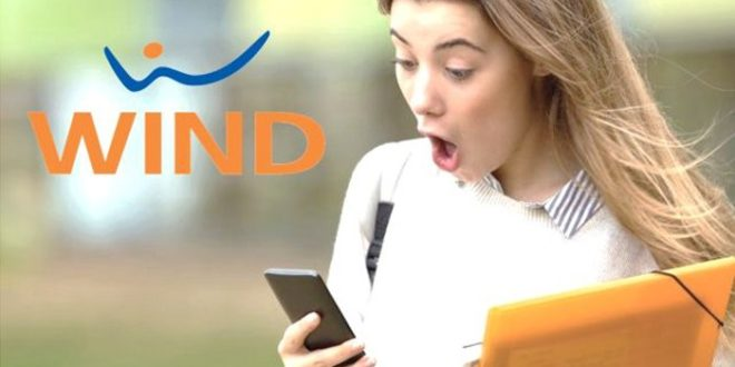 Wind Flash 30: 1000 minuti, 500 SMS e 30 GB a 10 euro al mese