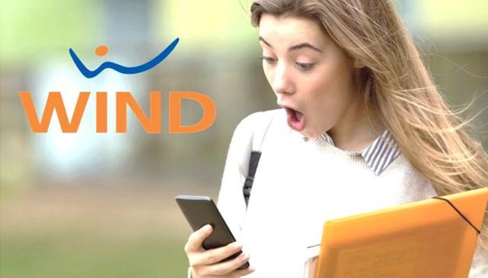 Wind Flash 30: 1000 minuti, 500 SMS e 30 GB a 10 euro al mese