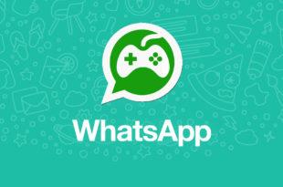 Giochi su WhatsApp nelle chat di gruppo