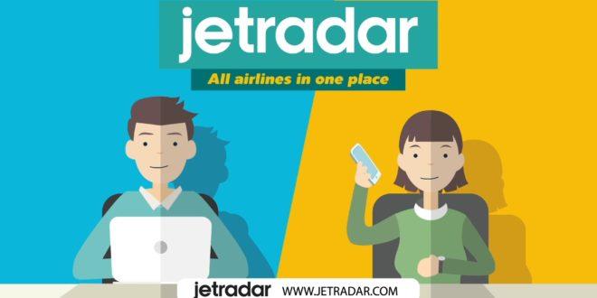 L'app Jetradar trova voli e biglietti aerei scontati (Android e iOS)