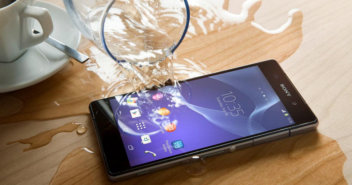 La nuova soluzione per smartphone bagnati o caduti in acqua