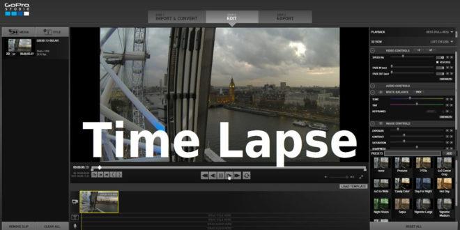 Programmi per creare time lapse gratis