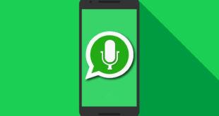 Come ascoltare una nota vocale su WhatsApp prima di inviarla