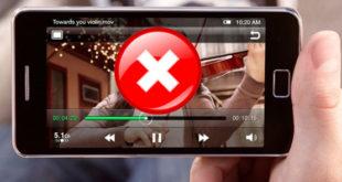 Come risolvere l'errore audio-video non supportato su Android