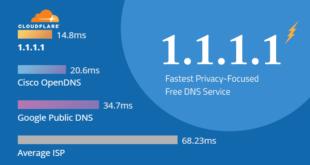 DNS 1.1.1.1 e 1.0.0.1 il più veloce e sicuro per visitare i siti bloccati