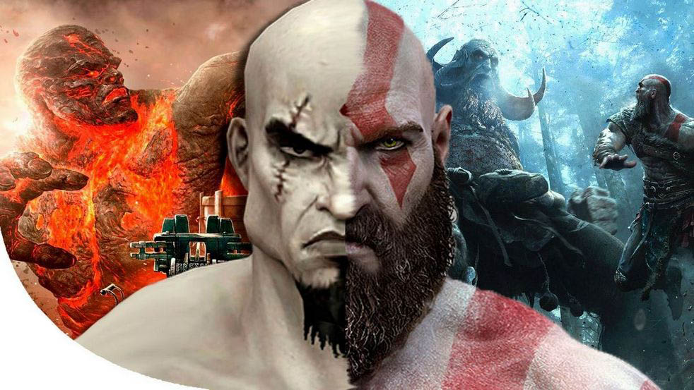 La storia di God of War