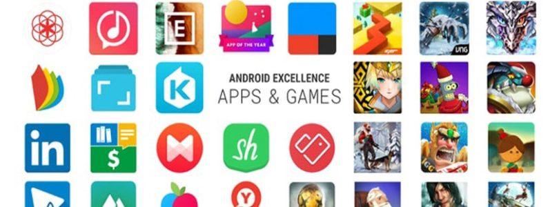 Le migliori app android classifica Google Excellence
