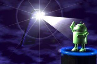 Come attivare la modalità torcia su Android