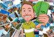Come guadagnare soldi vendendo le tue foto online