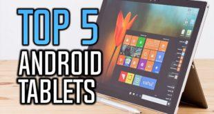 I 5 migliori tablet Android che puoi acquistare oggi