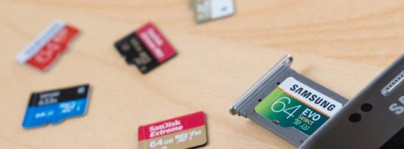 Riparazione della scheda MicroSD: come salvare i dati