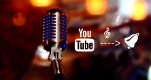 Come impostare una canzone da youtube come suoneria