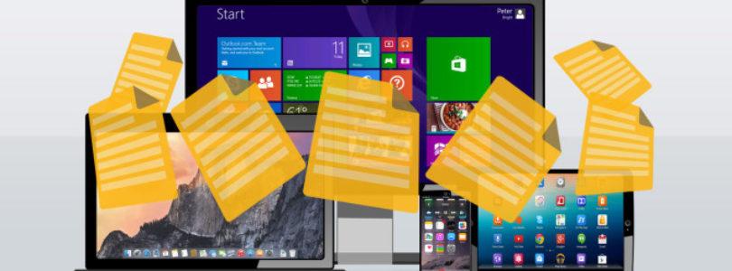 Come trasferire facilmente file di Windows 10 ai dispositivi vicini