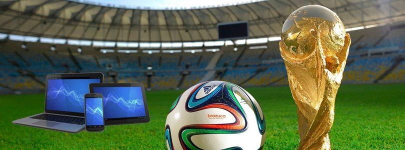 Come vedere le partite del mondiale 2018 su internet