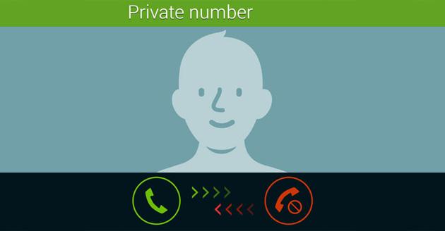 Come nascondere le chiamate su Android (ID e numero)