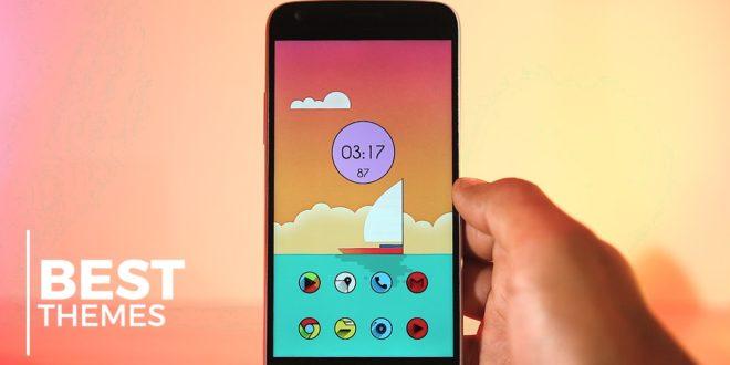 I migliori temi Android: rendi incredibile il tuo smartphone