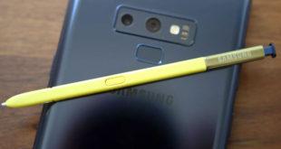 Consigli e trucchi per il nuovo Samsung Galaxy Note 9 S Pen