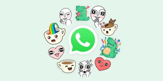 Come creare sticker per WhatsApp