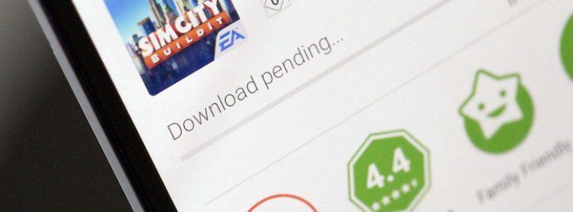 Come risolvere il problema download in attesa su Google Play Store