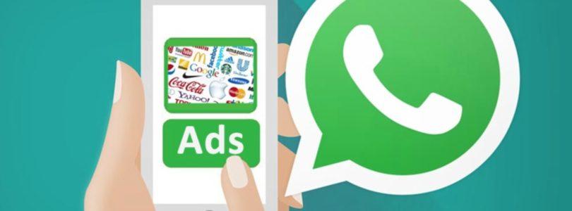 WhatsApp inizierà a mostrare annunci pubblicitari nel 2019