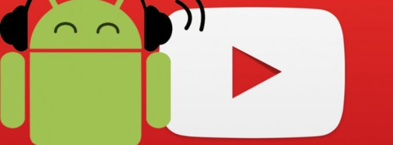 Come uscire dall'app Youtube e continuare ad ascoltare la musica